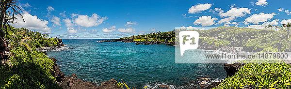 Waianapanapa State Park  Maui  Hawaii