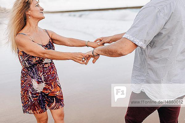 Strand für Paare