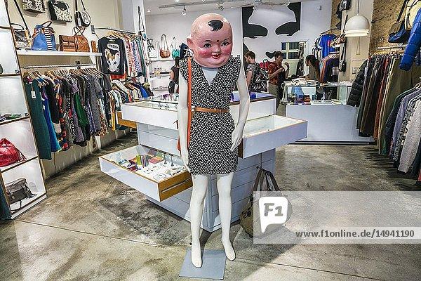 Bugalu  Fashion design Shop. Valencia. Comunidad Valenciana. Spain