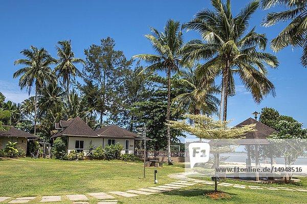 Retreat Resort  Siar Beach  Lundu  Sarawak  Malaysia.
