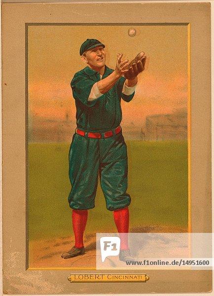 Hans Lobert  Cincinnati Reds