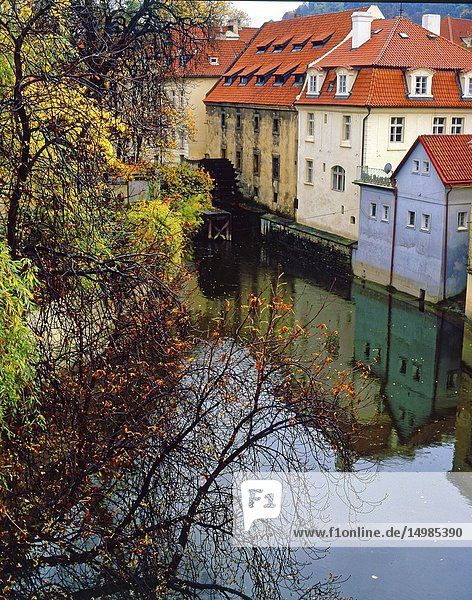 Czech Republic. Prague. Mala Strana