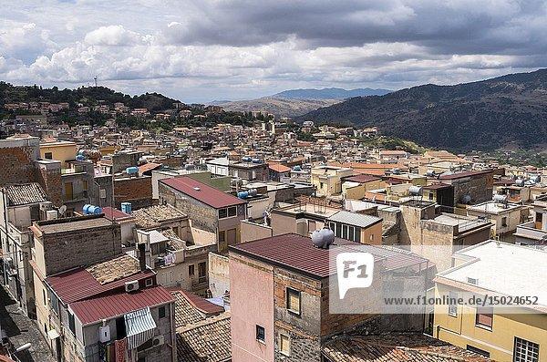 Bronte  Catania  Sicily  Italy.