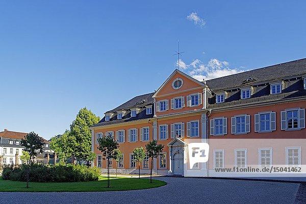 Schloss Schwetzingen  Schweztingen  Baden-Württemberg  Deutschland  Europa