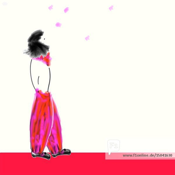 Abstract Geisha Animation