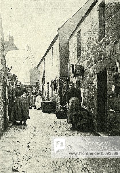 'Fisher-Folks'  1902. Creator: Unknown.