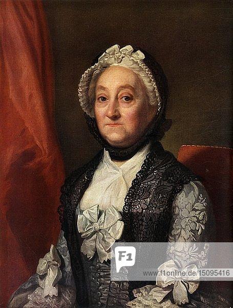 'Mrs. Willett'  1774  (1934). Creator: Nathaniel Dance.