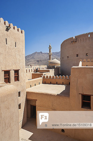 Turm des Forts  Nizwa  Oman