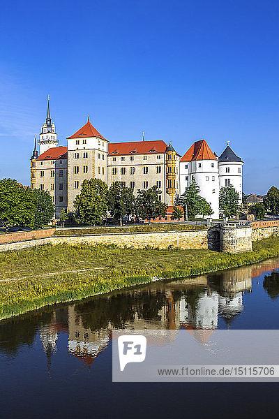 Schloss Hartenfels  Torgau  Deutschland