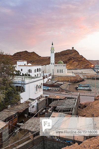 Al Ayjah mosque  Sur  Oman