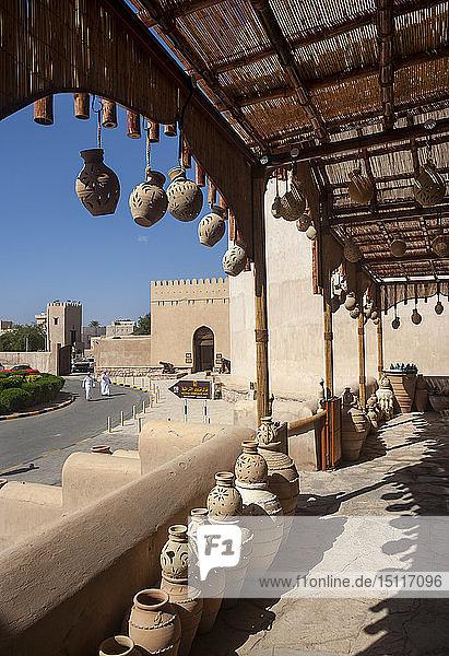 Souvenirladen  Nizwa  Oman