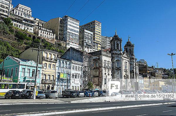 Pelourinho  Salvador da Bahia  Brasilien