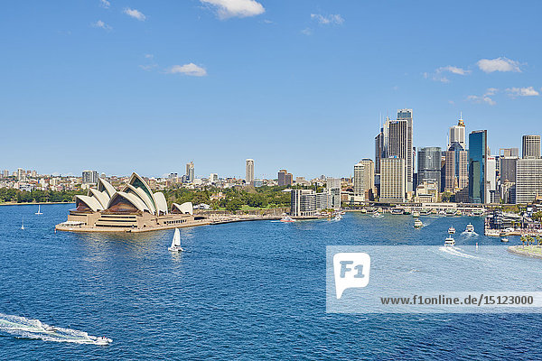 Sydney Opera House,  Sydney,  New South Wales,  Australien