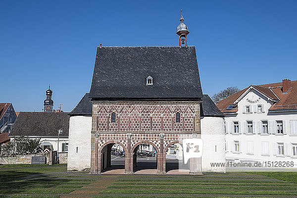 The Abbey of Lorsch  UNESCO World Heritage Site  Hesse  Germany  Europe
