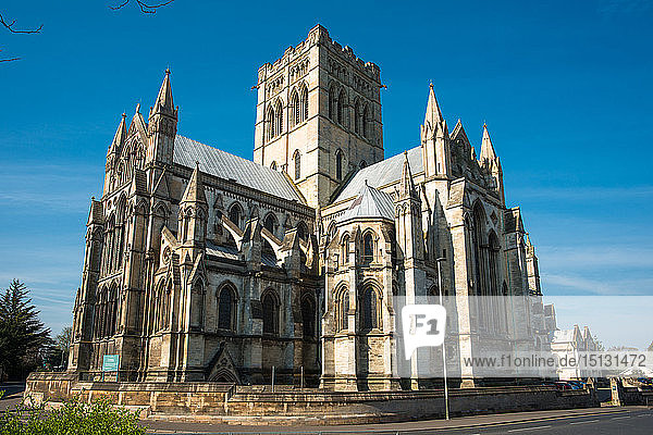 Roman Catholic Cathedral of St. John The Baptist in Norwich  Norfolk  East Anglia  England  United Kingdom  Europe
