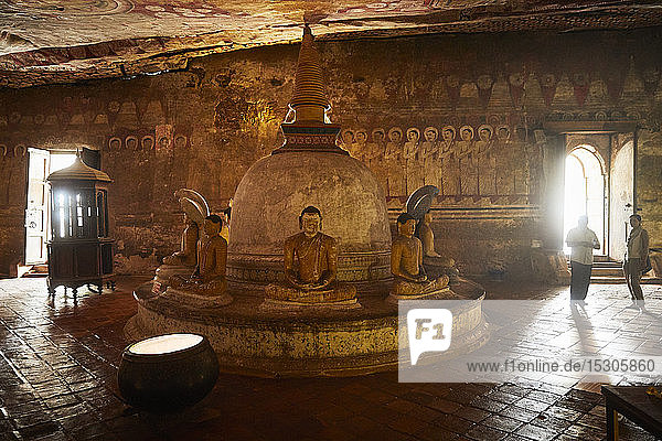 Cave temple  Dambulla  Sri Lanka