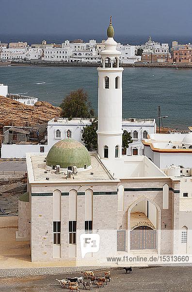 Moschee  Sur  Oman