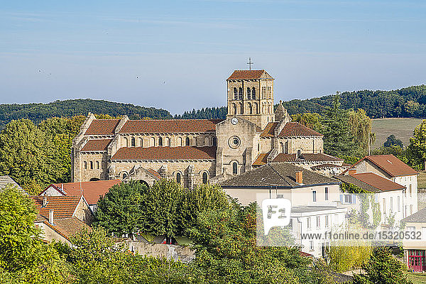 Auvergne - Rhone-Alpes - Allier - Bourbonnaise Mountain - Chatel-Montagne