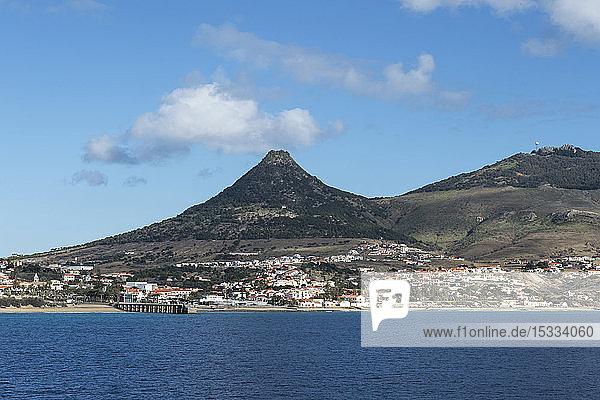 Portugal  Madeira  Porto Santo Island  Vila Baleira