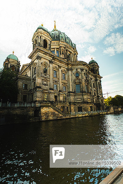 Exterior of Berlin Cathedral