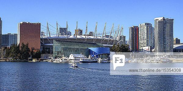 BC Place stadium; Vancouver  British Columbia  Canada