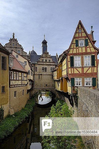 Museum Malerwinkelhaus  Marktbreit  Mainfranken  Unterfranken  Franken  Bayern  Deutschland  Europa