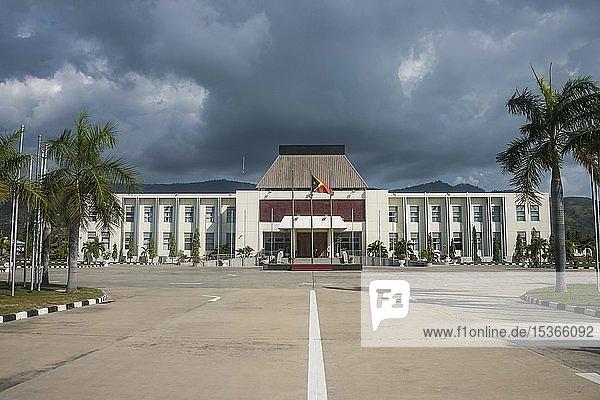 Präsidentenpalast von Dili  Osttimor  Ozeanien