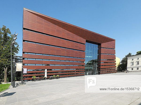 Nationales Musikforum  Breslau  Polen  Europa