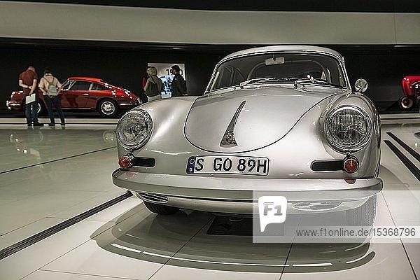 Porsche 356 B 2000 GS-GT Carrera  Porsche Museum  Stuttgart  Baden-Württemberg  Deutschland  Europa