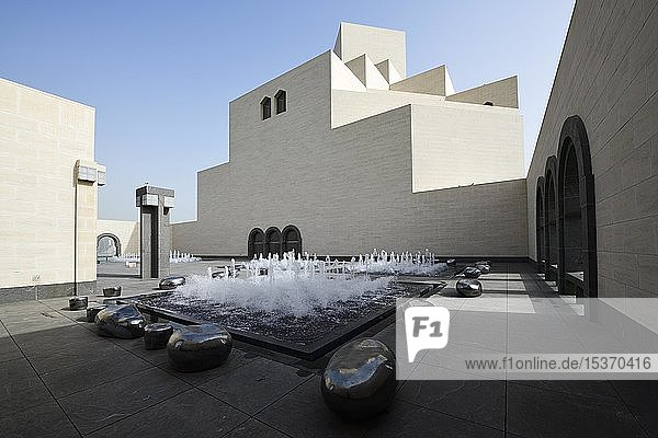 Museum of Islamic Art  Architekt I.M.Pei  Doha  Katar  Asien