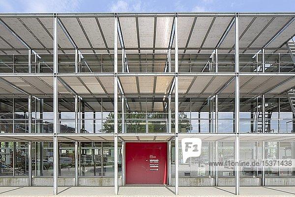 Textilmuseum Tuch und Technik  Neumünster  Schleswig-Holstein  Deutschland  Europa