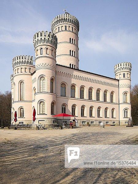 Jagdschloss Granitz  Binz  Insel Rügen  Mecklenburg-Vorpommern  Deutschland  Europa