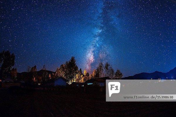 Sichuan liangshan the stars