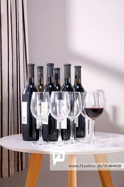 Wein Rotwein