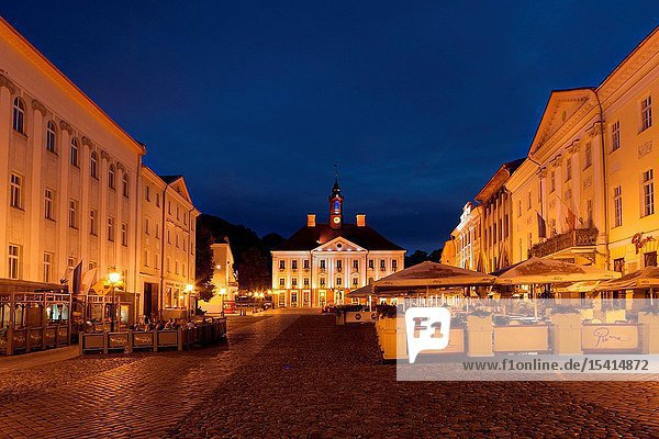 Pierre Chocolaterie on Tartu Town Hall Square