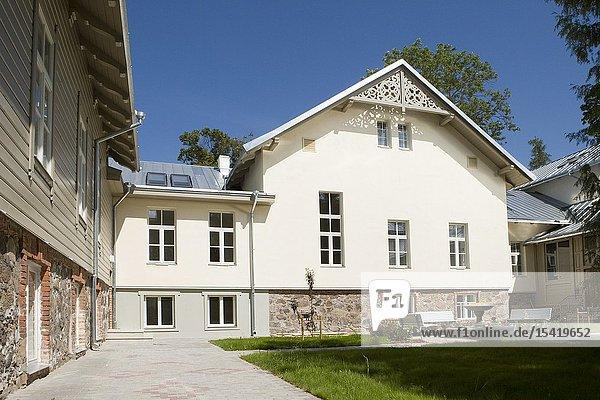 A Renovated Building in Tartu  Lossi tn 21