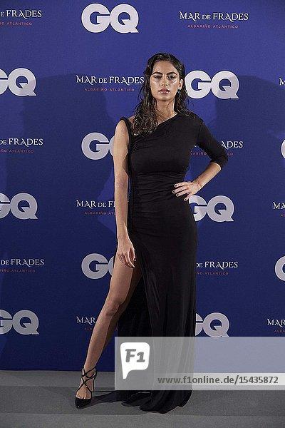 Begona Vargas attends 'GQ Incontestables' Awards 2019 at Espacio Villanueva on May 29  2019 in Madrid  Spain