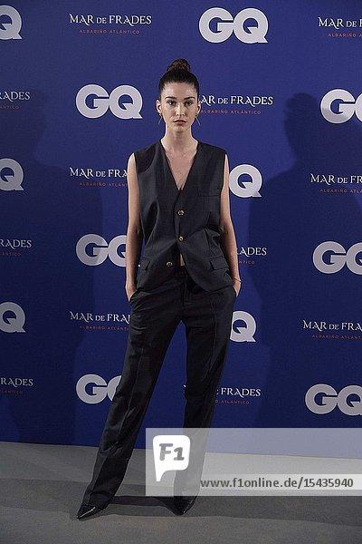 Ana Sotillo attends 'GQ Incontestables' Awards 2019 at Espacio Villanueva on May 29  2019 in Madrid  Spain