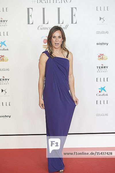 Marta Etura attends Solidarity gala dinner for CRIS Foundation against Cancer at Intercontinental Hotel on May 30  2019 in Madrid  Spain