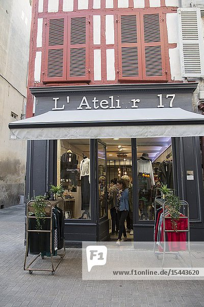 Atelier Shop  Bayonne  France.