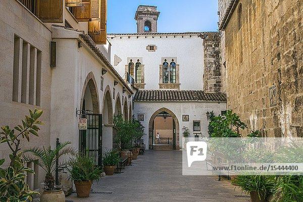 San Juan del Hospital Church. Valencia. Comunidad Valenciana. Spain.
