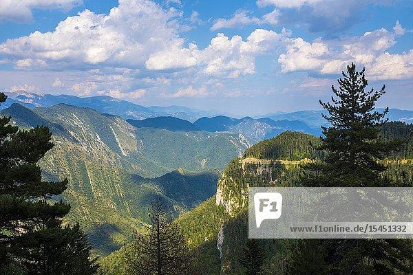 Pedraforca mountain  Catalonia  Spain.