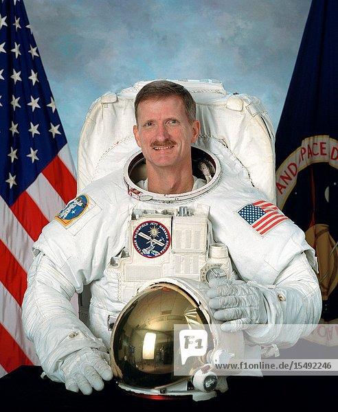 Astronaut Joseph R. (Joe) Tanner  mission specialist.