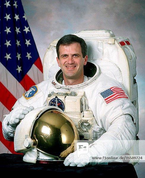 Astronaut Peter J.K.(Jeff) Wisoff  mission specialist.