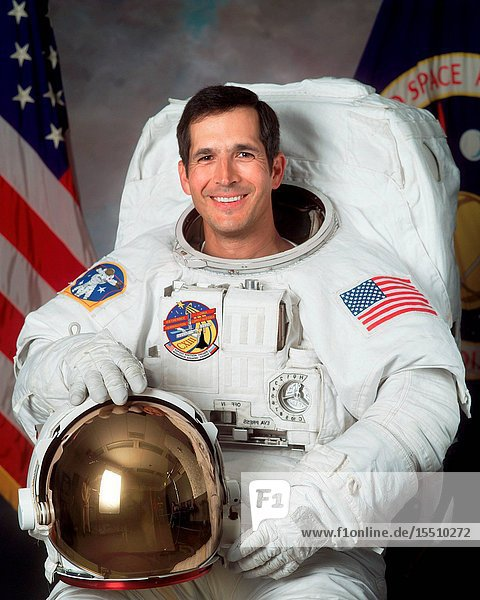Astronaut John B. Herrington  mission specialist.
