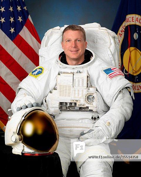 NASA astronaut Terry W. Virts Jr.Bill Stafford