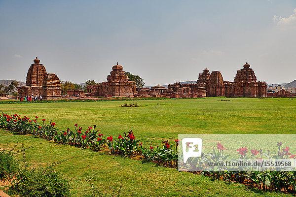 Jain temple  Pattadakal  Karnataka  India