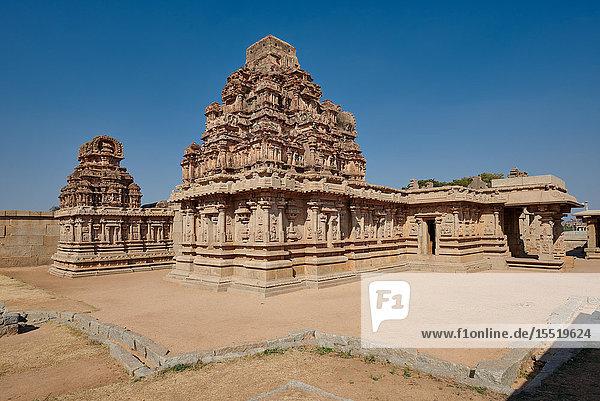 Hazara Rama Tempel  Hampi  Karnataka  Indien