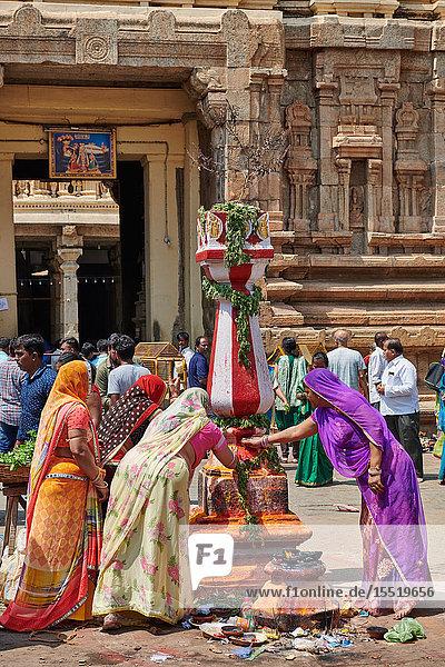 Sri-Ranganathaswamy Temple  Shrirangapattana  Karnataka  India