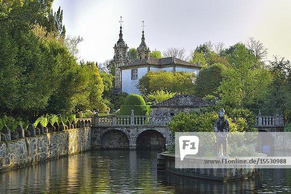 Pazo de Oca. Pontevedra province  Galicia  Spain